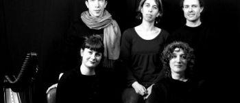 Festival Taol Kurun - Concert de harpes - Collectif ARP Moëlan-sur-Mer