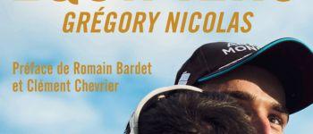 Grégory Nicolas - Dédicace Lannion