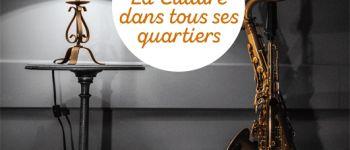 La culture dans tous ses quartiers : Têtes en l\air Saint-Malo