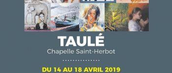Exposition de peinture et de sculpture Taulé