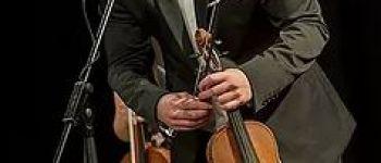 Atelier fiddle avec Galen Fraser Trégastel