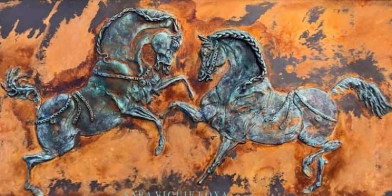 Exposition Le cheval breton