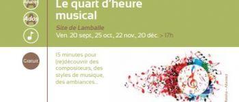 Le quart d\heure musical Lamballe-Armor
