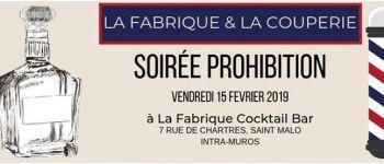Soirée prohibition Saint-Malo