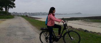 Balade commentée en vélo électrique à Locquirec Locquirec