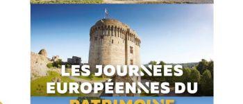 Portes ouvertes du manoir à la Ville Couvé - Journées européennes du patrimoine Caulnes