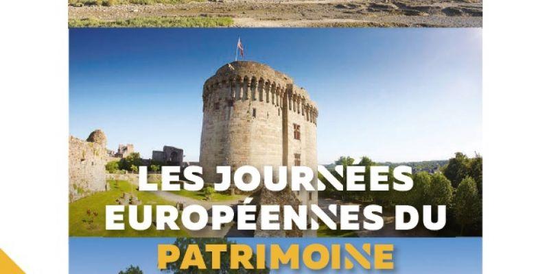 Portes ouvertes du manoir à la Ville Couvé - Journées européennes du patrimoine