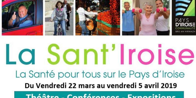 La SantIroise : conférence