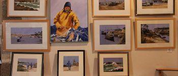 Exposition de peintures et sculptures Fouesnant