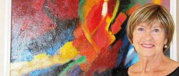 Exposition de peintures Nicole Rouillet Île-Tudy