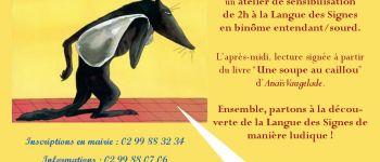Initiation à la langue des signes Saint-Briac-sur-Mer