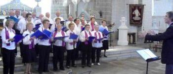 Concert de la Chorale du Coglais à Le Tiercent Le Tiercent