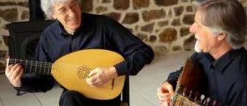 Concert A Due Liuti à Le Tiercent Le Tiercent