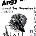 Concert - La Tête dans le Sax Rédené