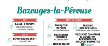 Journée \Vaincre la mucovisidose\ Bazouges-la-Pérouse