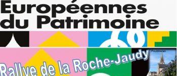 Grand Rallye - Journées du patrimoine La Roche-Jaudy