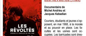 Ciné-rencontre : Les Révoltés Guingamp