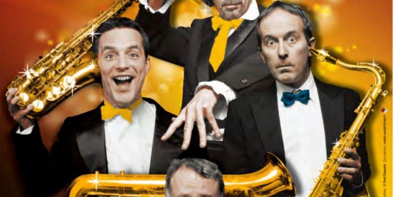 Saxophonissimo, Les Desaxés - Concert à Les Portes du Coglais