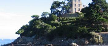 Visite guidée: Pointe du Moulinet Dinard