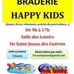 Braderie Happy Kids Saint-Jouan-des-Guérets