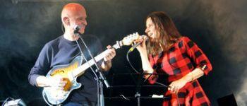 Concert de Dan Ar Braz et Clarisse Lavanant Uzel