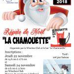 La Chamouette, 5ème régate du Challenge coureurs Douarnenez
