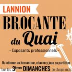 Brocante du quai Lannion