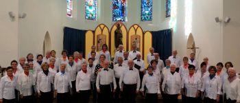 Concert avec la Chorale \Rêves et Rance\ Dinard