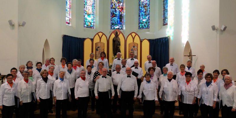 Concert avec la Chorale Rêves et Rance