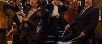 Perros Jazz Festival : CRAZY SWING Perros-Guirec