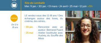 Les Givré.es de la lecture Lamballe-Armor