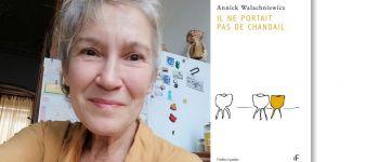 Rencontre avec Annick Walachniewicz, auteure de \Il ne portait pas de chandail\ Redon