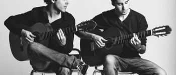 Concert de guitares avec le duo Latin'Break Saint-Brieuc