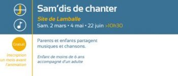 Sam\dis de chanter Lamballe-Armor