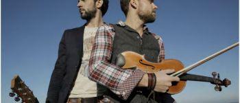 Outside Duo Syaj  - Concert à Les Portes du Coglais Les Portes du Coglais