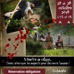 Jeu d\enquête grandeur nature - Archéosite Pont-Croix 1358 Pont-Croix
