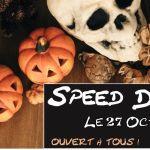 Speed dancing Halloween Landerneau