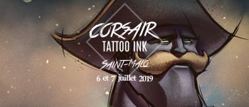 Corsair Tattoo Ink Saint-Malo