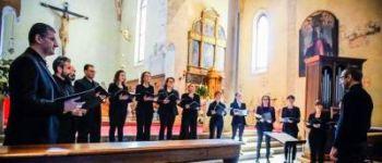 Festival Jean Langlais - Concert de l\Ensemble In Contrà, à La Fontenelle (Val-Couesnon) La Fontenelle