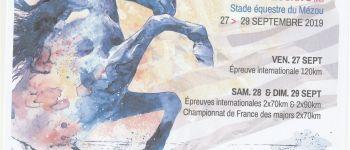 Concours d\endurance équestre Plourivo