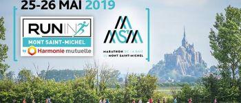 Run In Mont-Saint-Michel : Le marathon de la baie Cancale