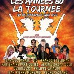 Les années 80 La Selle-en-Luitré
