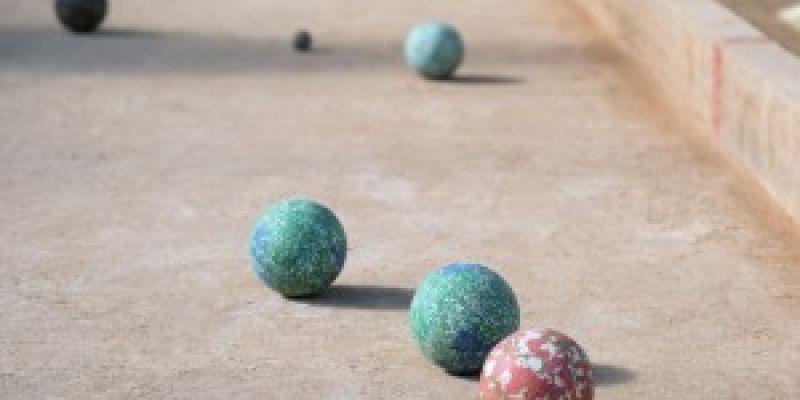 Concours de boules