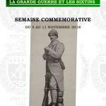 La Grande Guerre et les Sixtins. Sixt-sur-Aff