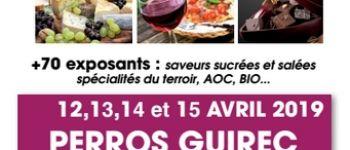 Salon des Vins et de la Gastronomie Perros-Guirec