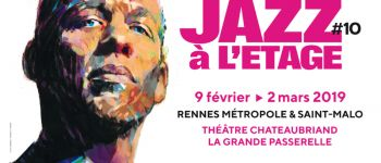 Jazz à l\étage - Mathias Levy trio \Revisiting Grappelli\ Saint-Malo