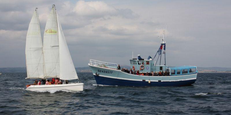 Distro en Baie 2019 Evènement nautique solidaire