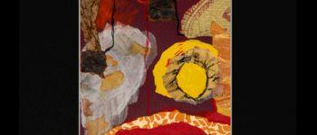 Exposition de collages Dominique Autret Île-Tudy