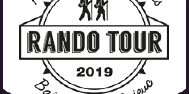 Rando Tour : trajet Binic –Lantic