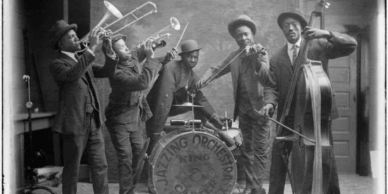 Musique - Aux origines du Jazz - Guillaume Saint-James Quintet